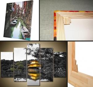 Canvas & Textilné tkaniny